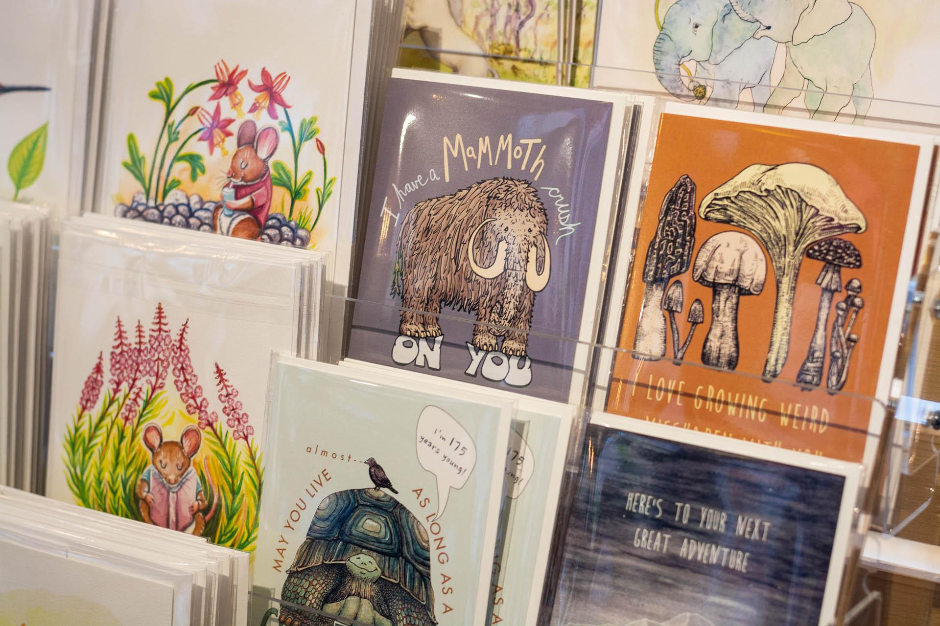 Hello Yellow Canary Art Cards