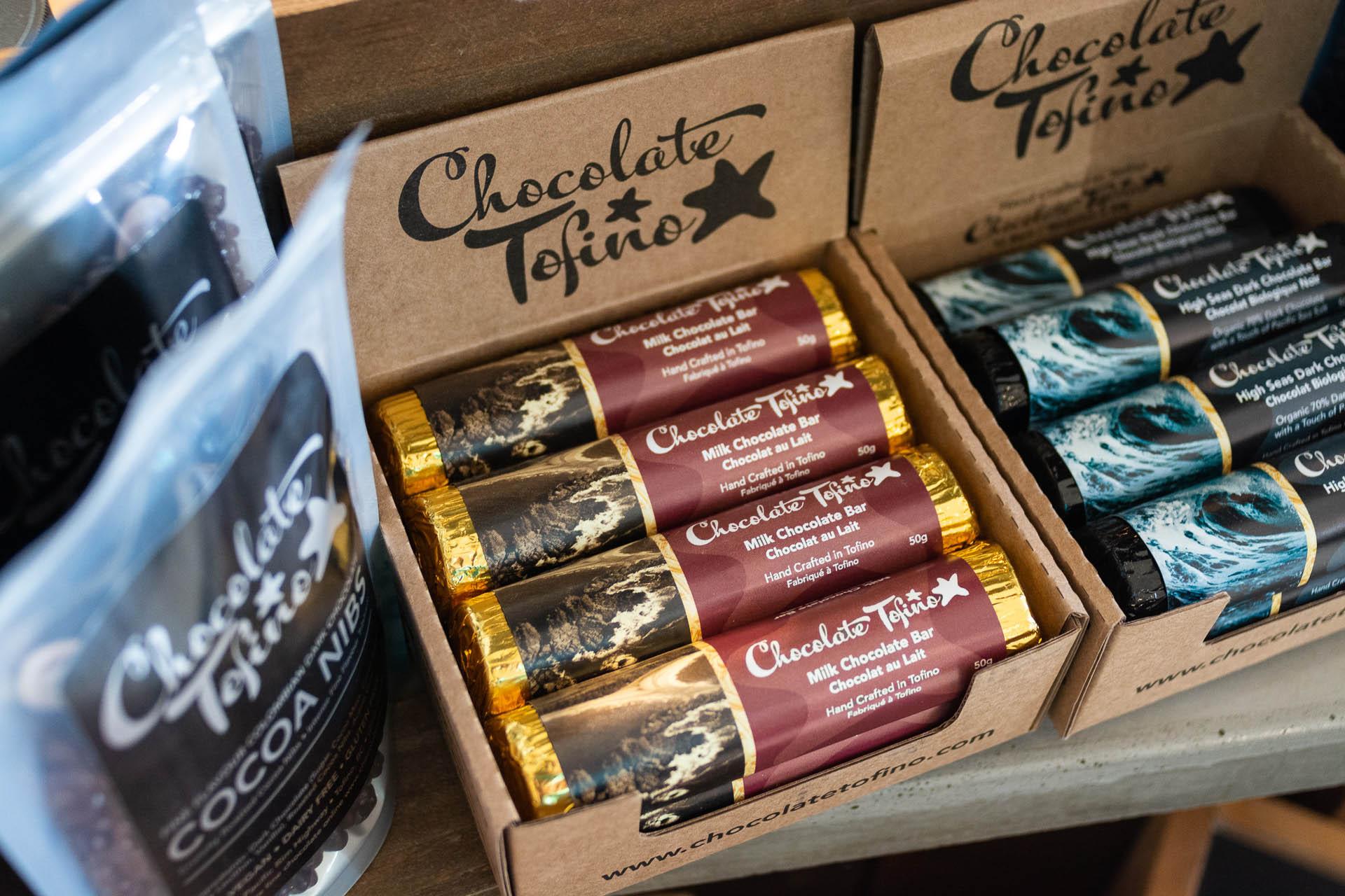 Tofino Chocolate