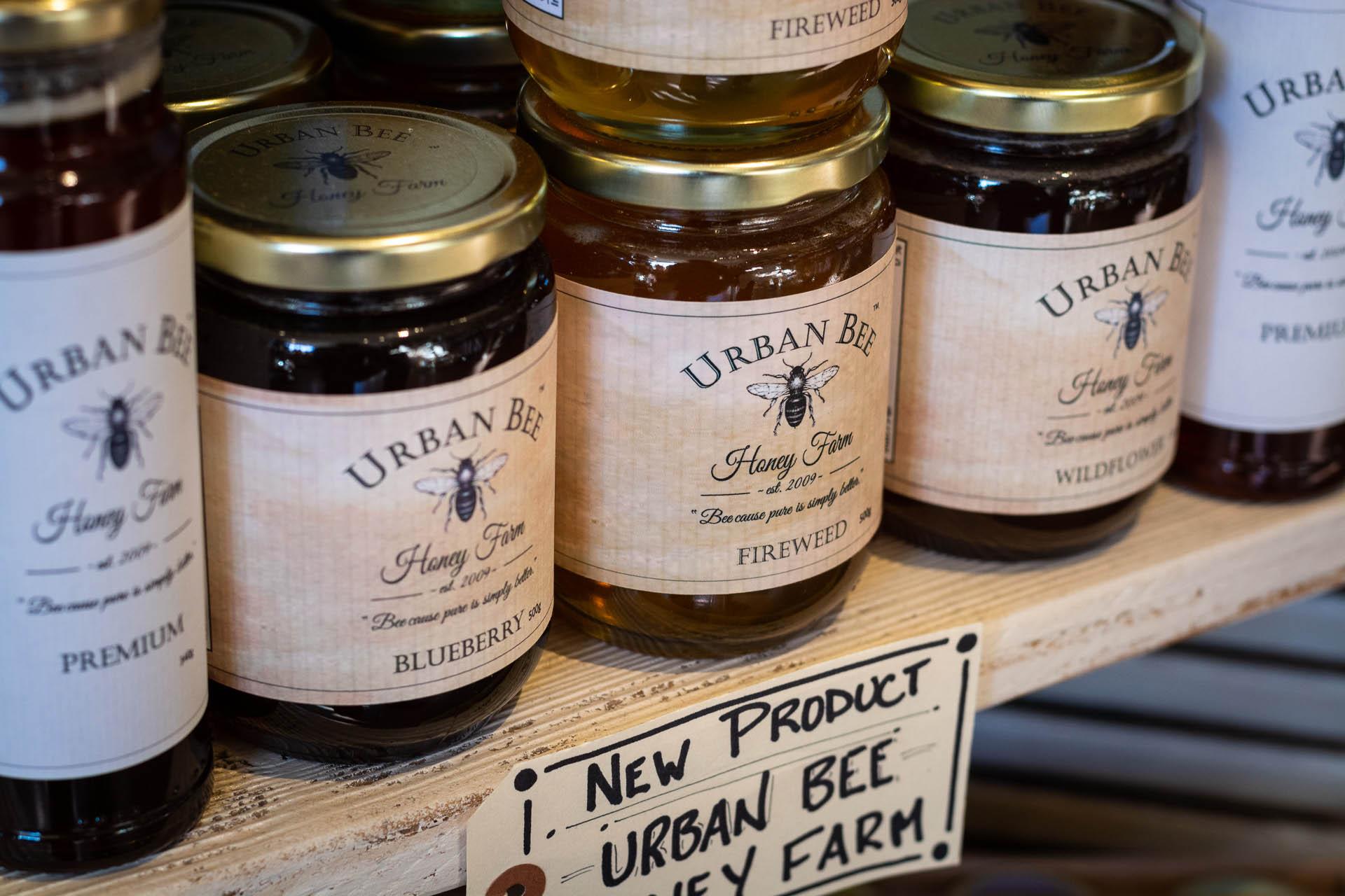 Urban Bee Honey Farm