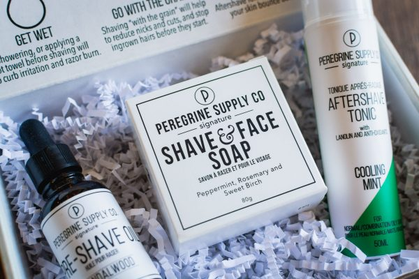 Peregrine Supply Co Shave Box
