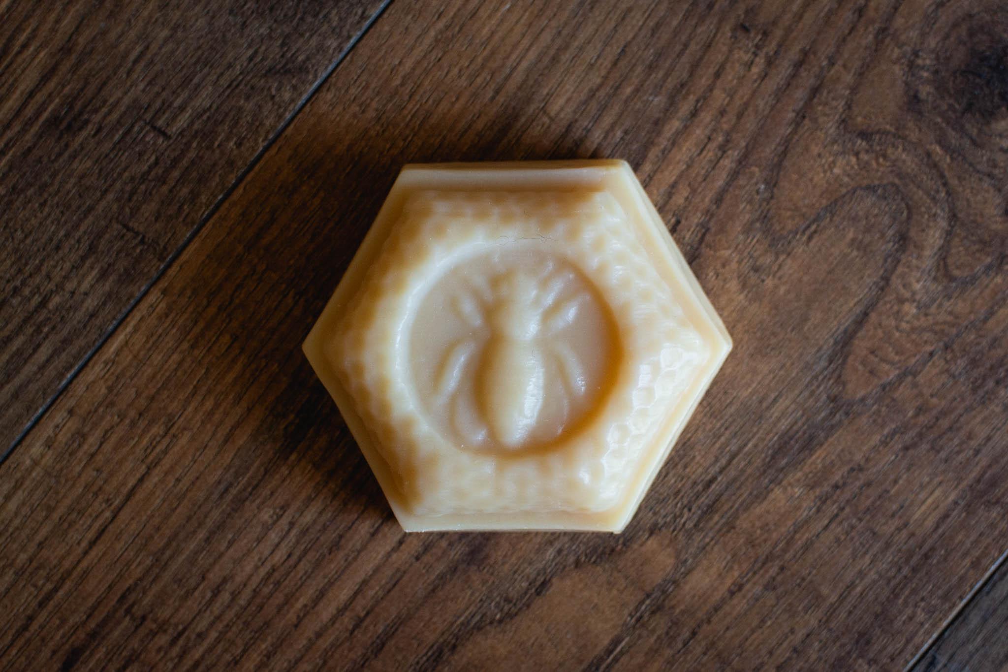 Manuka Honey Cleanser Bar by Cascadia Skincare