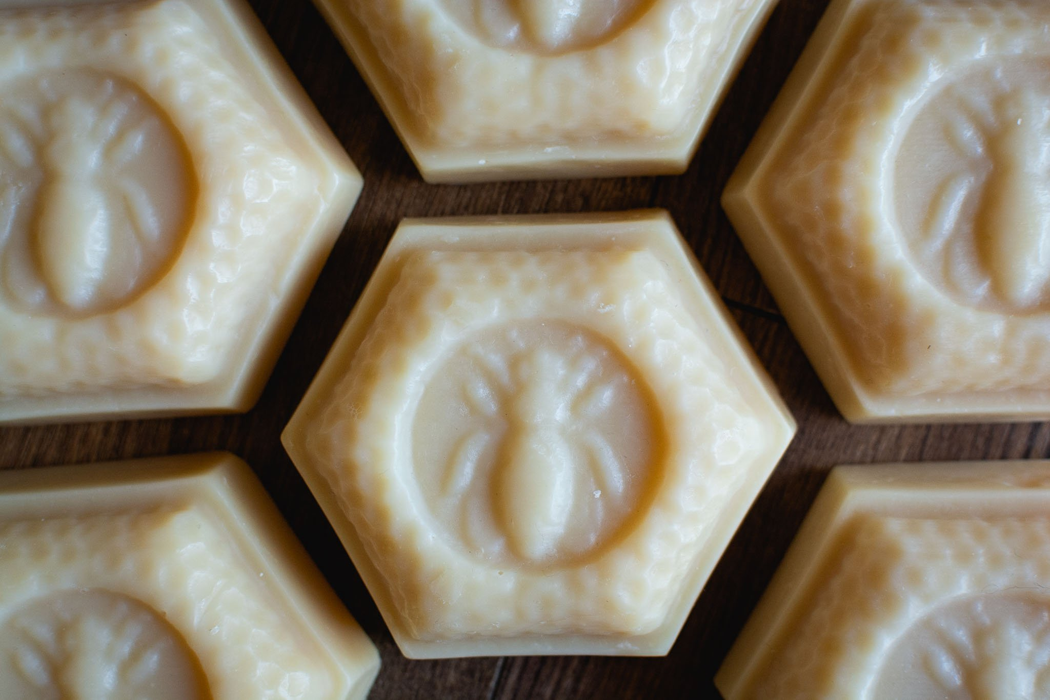 Manuka Honey Bar by Cascadia Soap Co