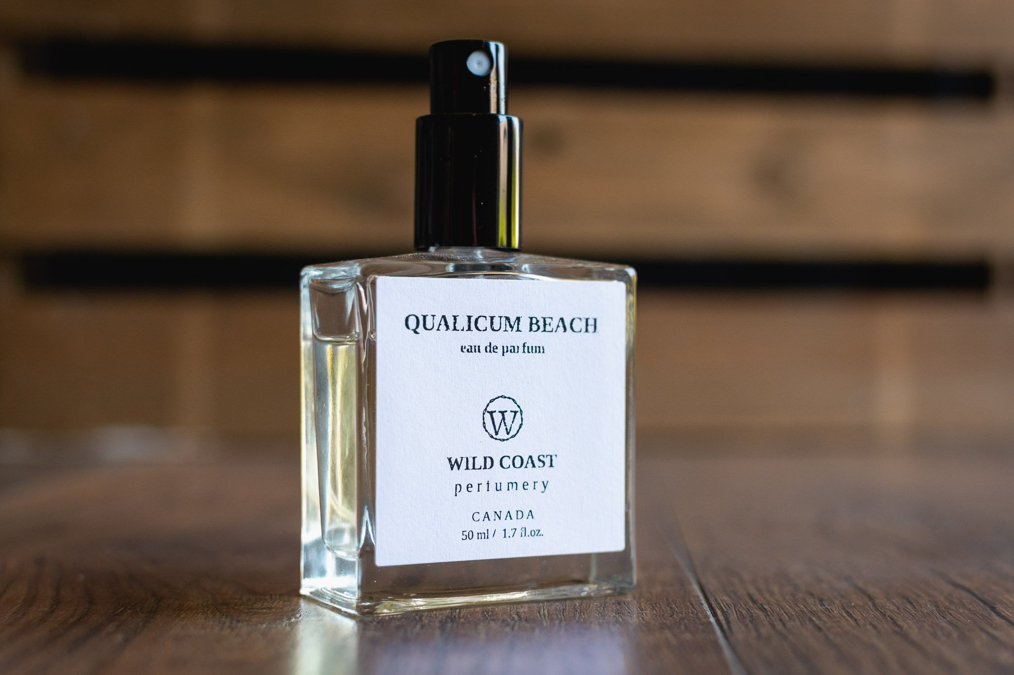 Qualicum Beach Perfume by Wild Coast Perfumery