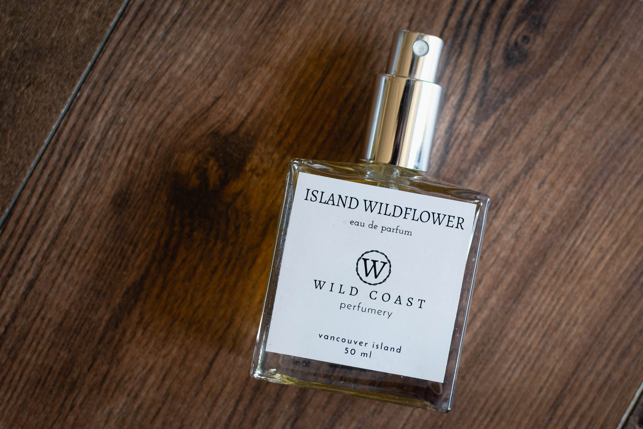 Island Wildflower Perfume by Wild Coast Perfumery