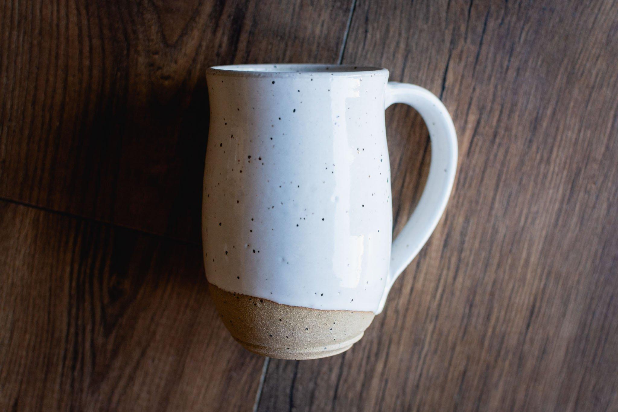 Handled Mug By Marlene Bauer Pottery