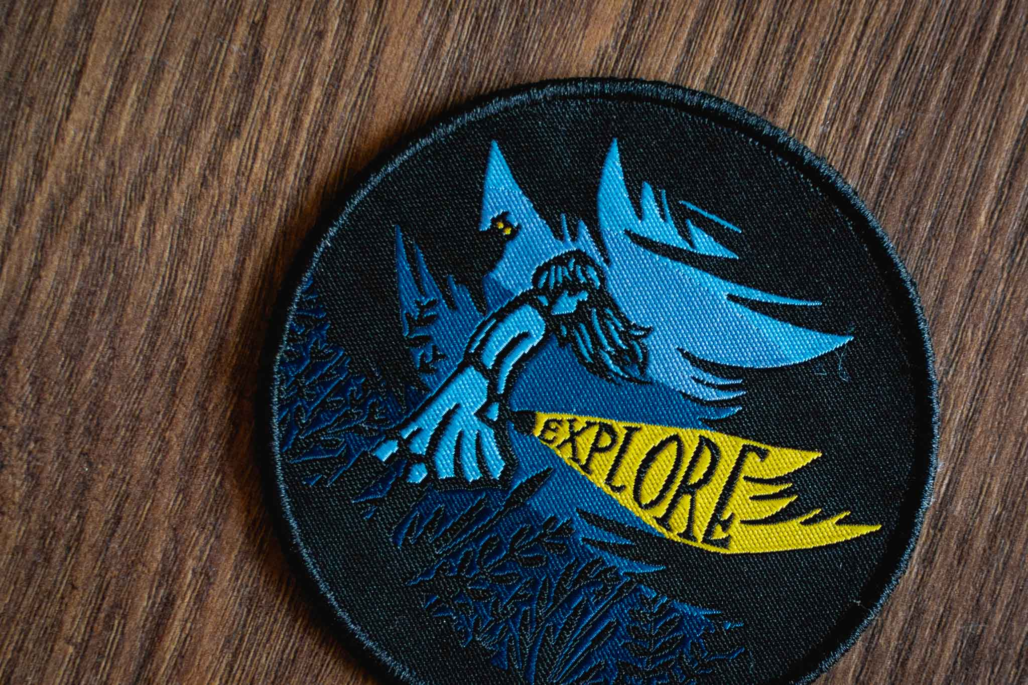 Explore Patches and Stickers by Bough and Antler