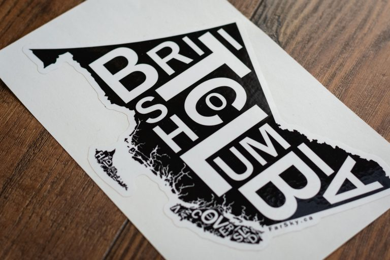 Bumper Sticker by Far Sky Map Works