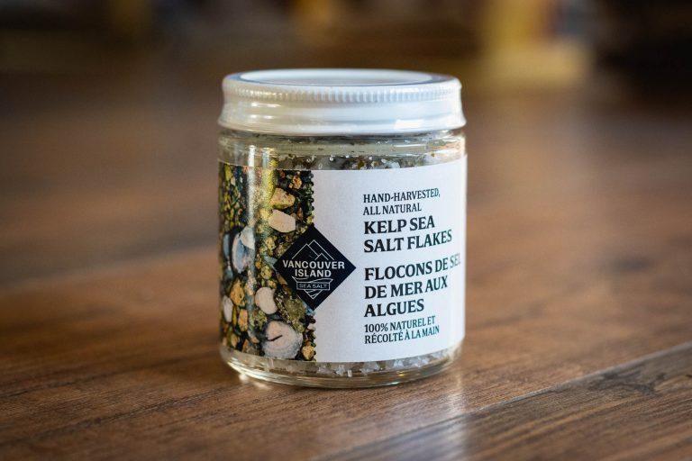 Kelp Sea Salt Flakes by Vancouver Island Sea Salt