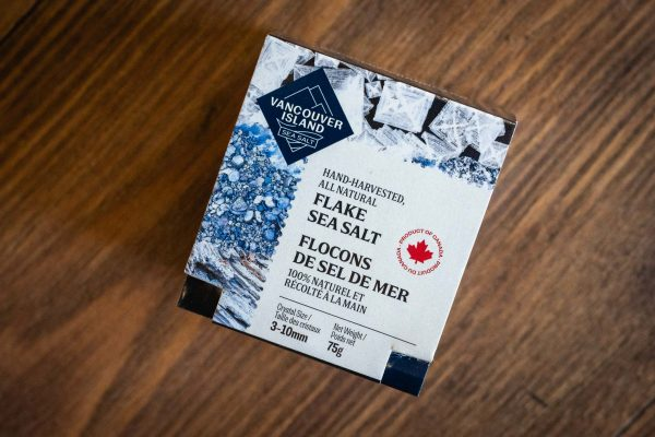 Flake Sea Salt by Vancouver Island Sea Salt