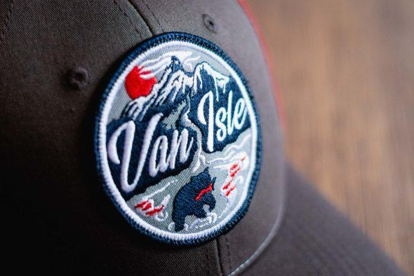 Van Isle Trucker Hat by Bough and Antler