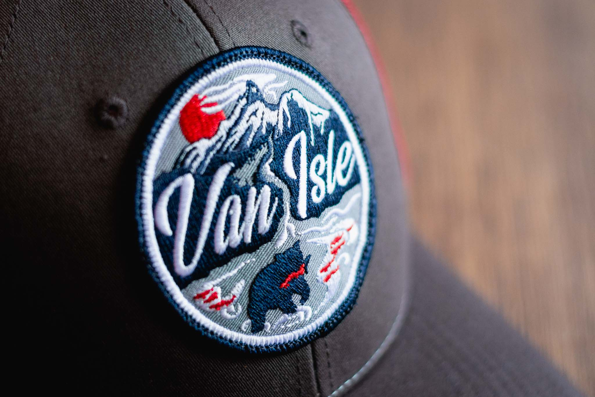 Van Isle Trucker Hat by Bough and Antler