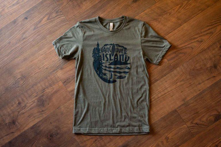 Retrofino Unisex Tee Shirt by Bough and Antler