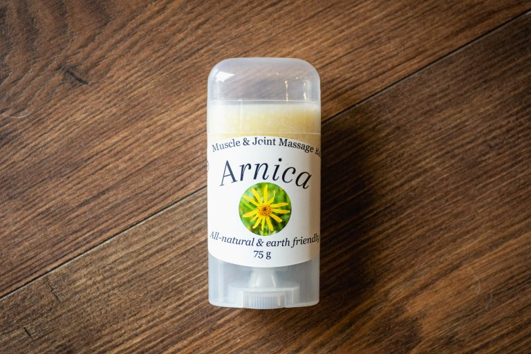 Large Arnica Muscle & Joint Massage Bar by Cascadia Skincare