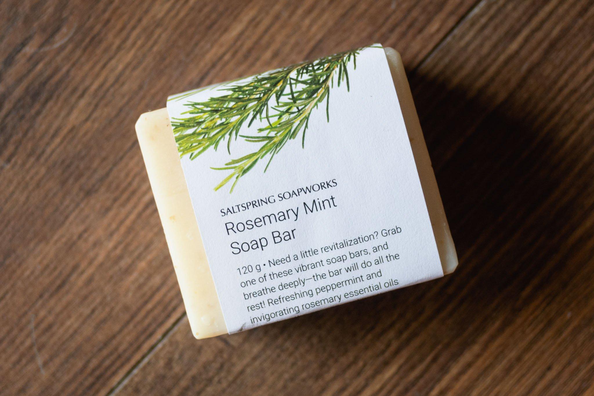 Soap Bar by Saltspring Soapworks