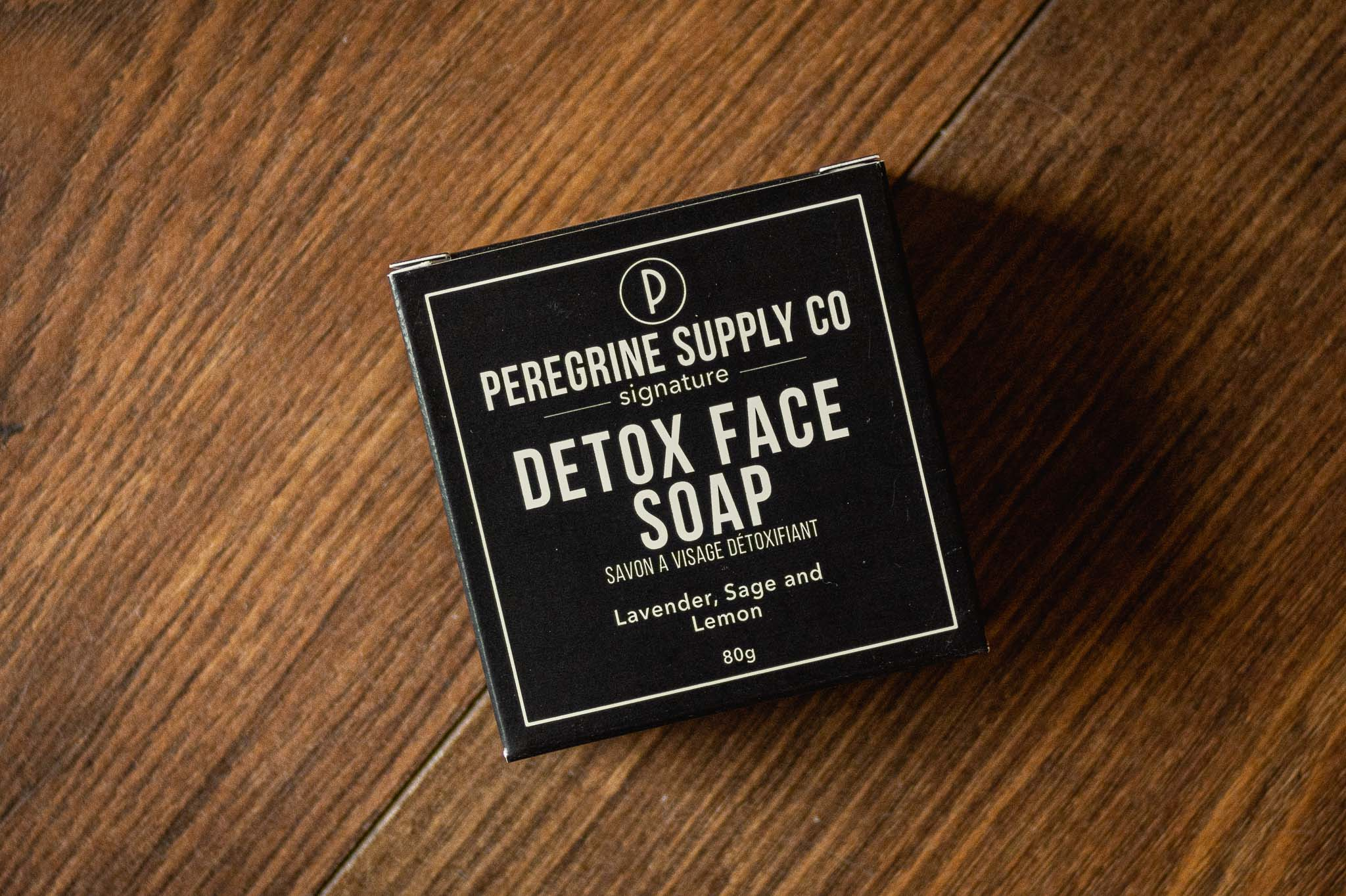 Detox Face Soap by Peregrine Supply Co