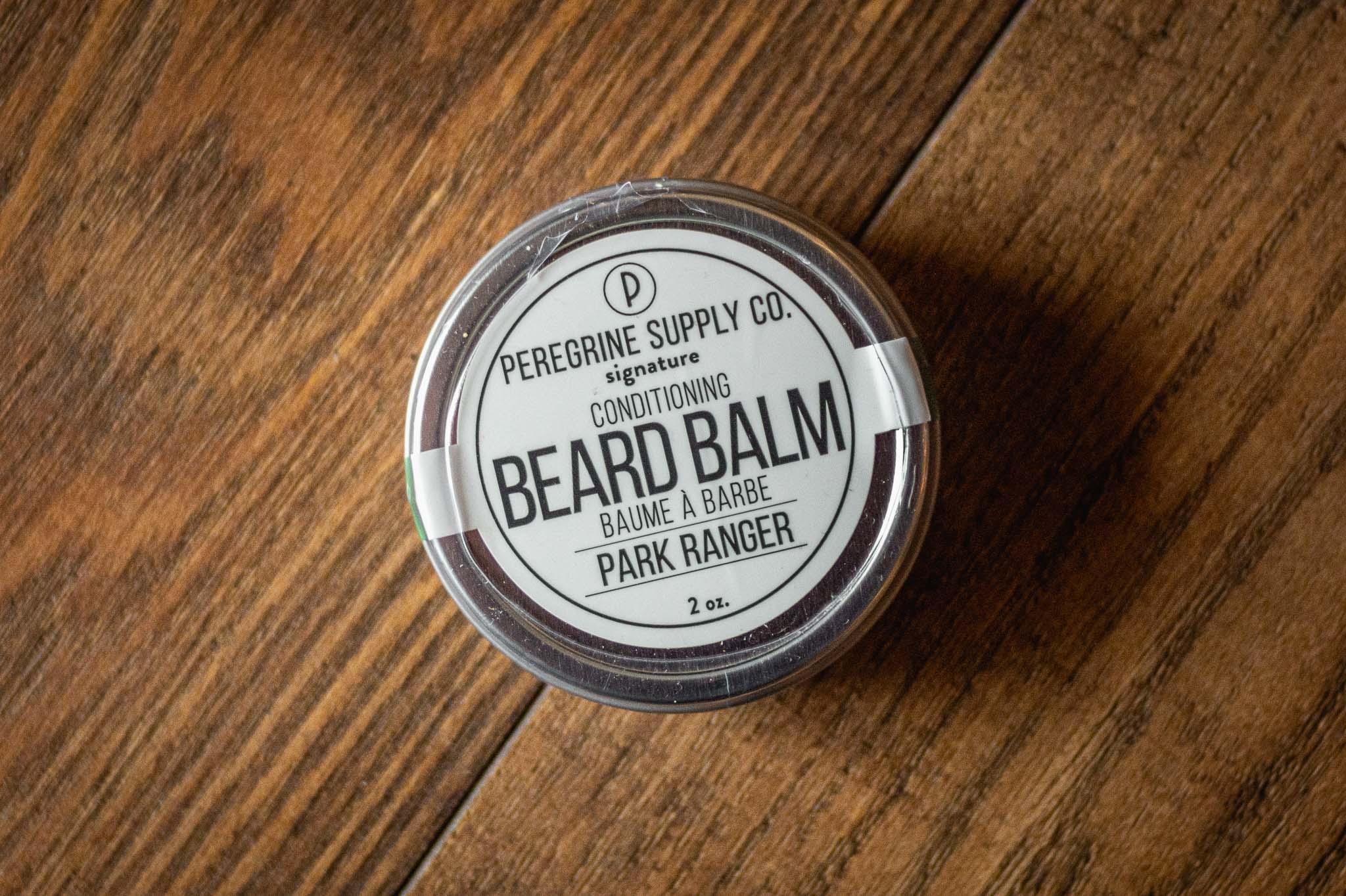 Beard Balm by Peregrine Supply Co
