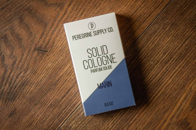 Solid Cologne by Peregrine Supply Co