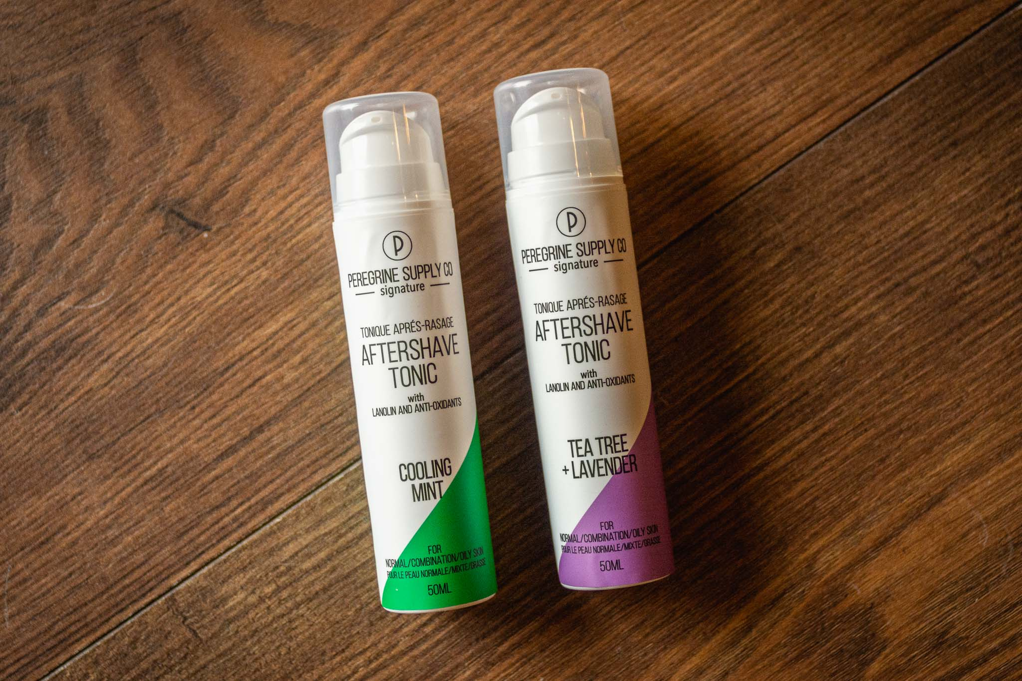 Aftershave Tonic by Peregrine Supply Co