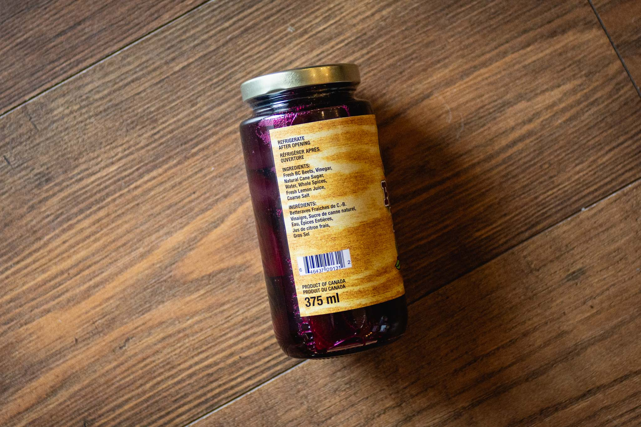 Pickled Beets by Catie's Preserves
