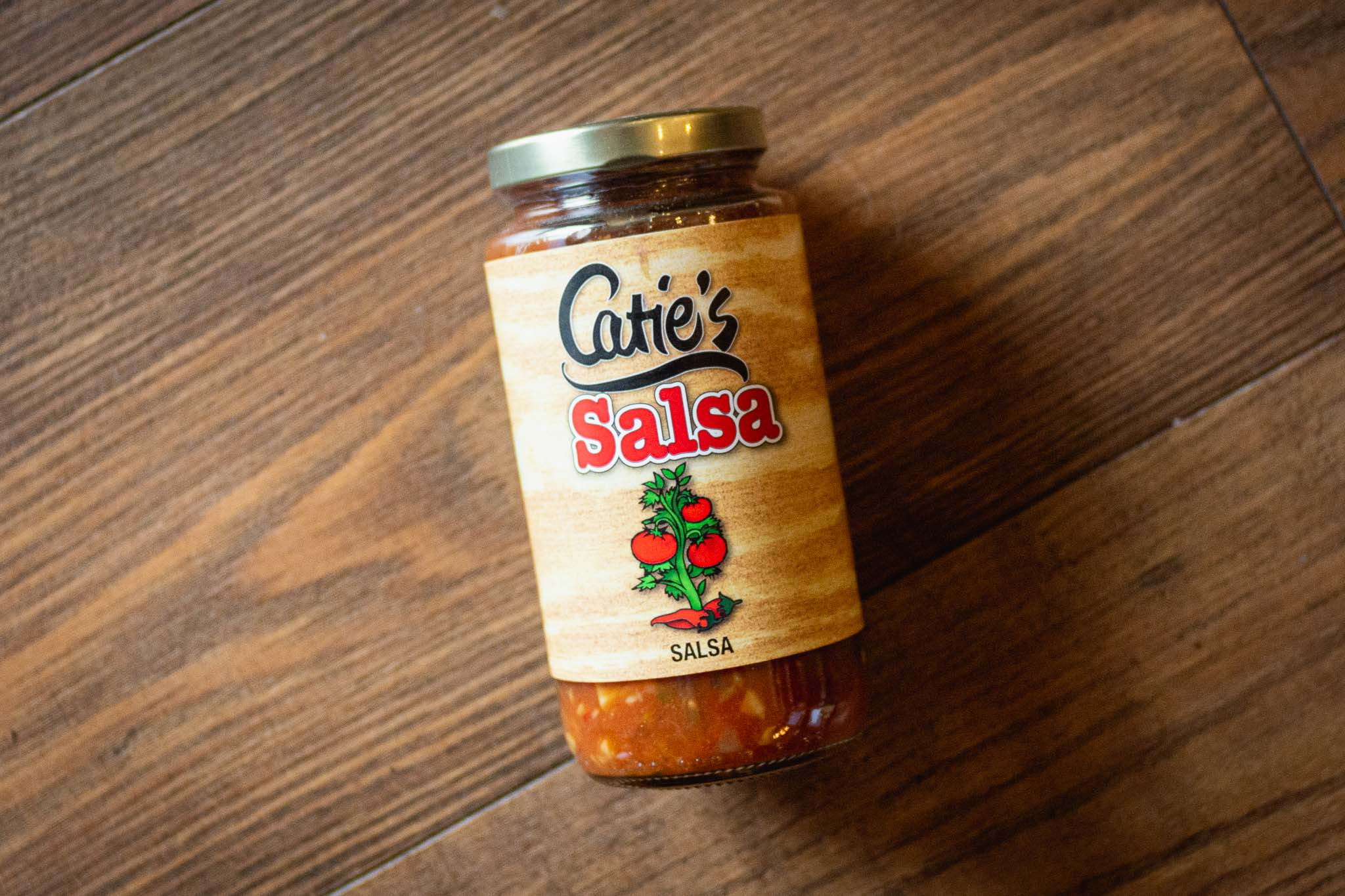 Salsa by Catie's Preserves