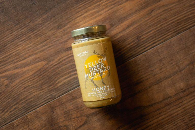 Artisan Mustard by Yellow Deer Mustard