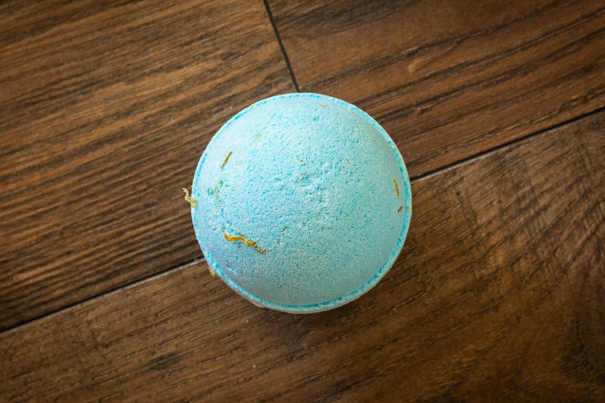 Bath Bombs by Saltspring Soapworks