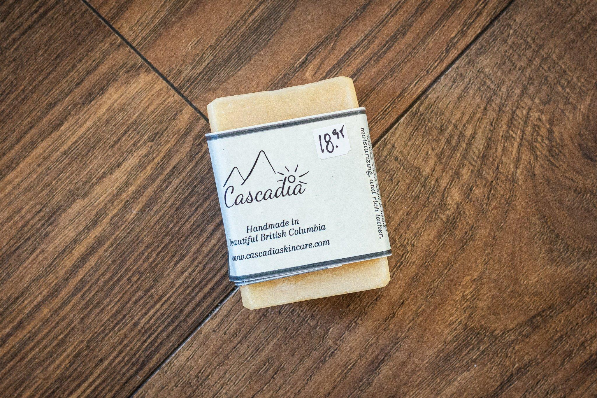 Decadence Soap Bar by Cascadia Skincare