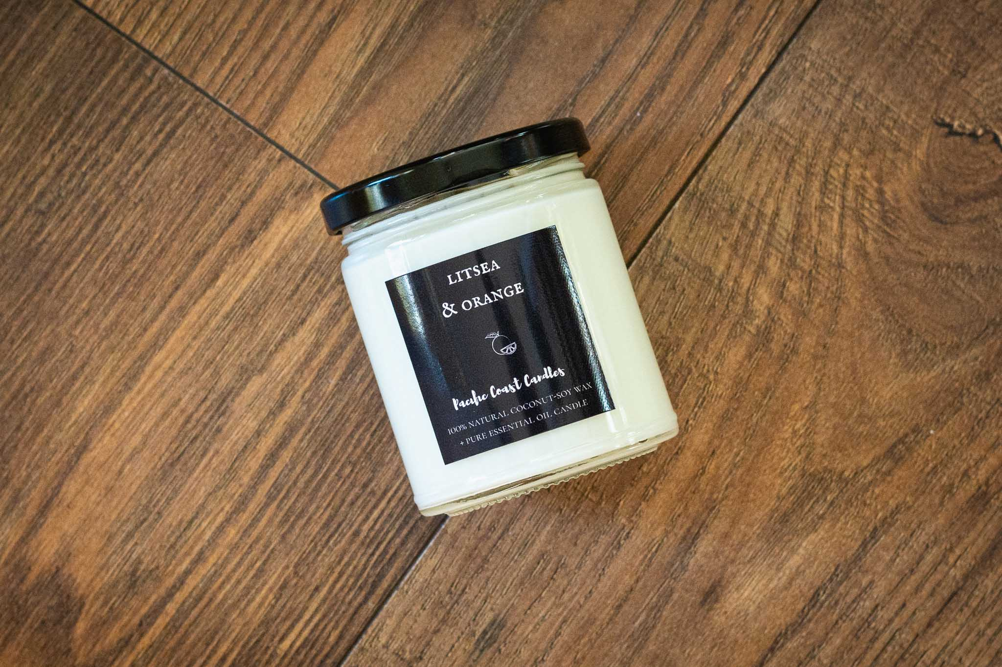 Coconut Soy Candles by Pacific Coast Candles