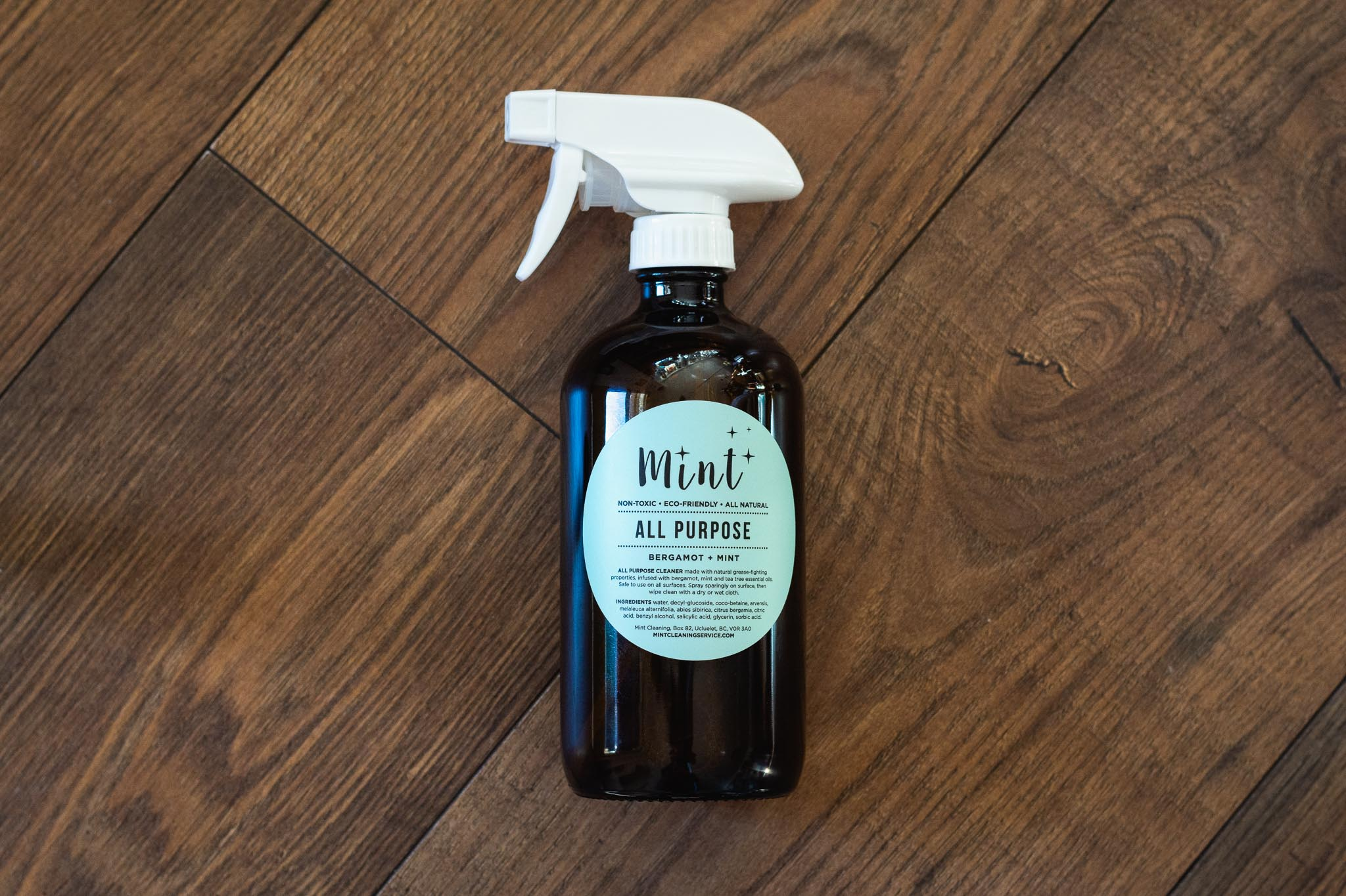 All Purpose Cleaner by Mint Cleaning Service