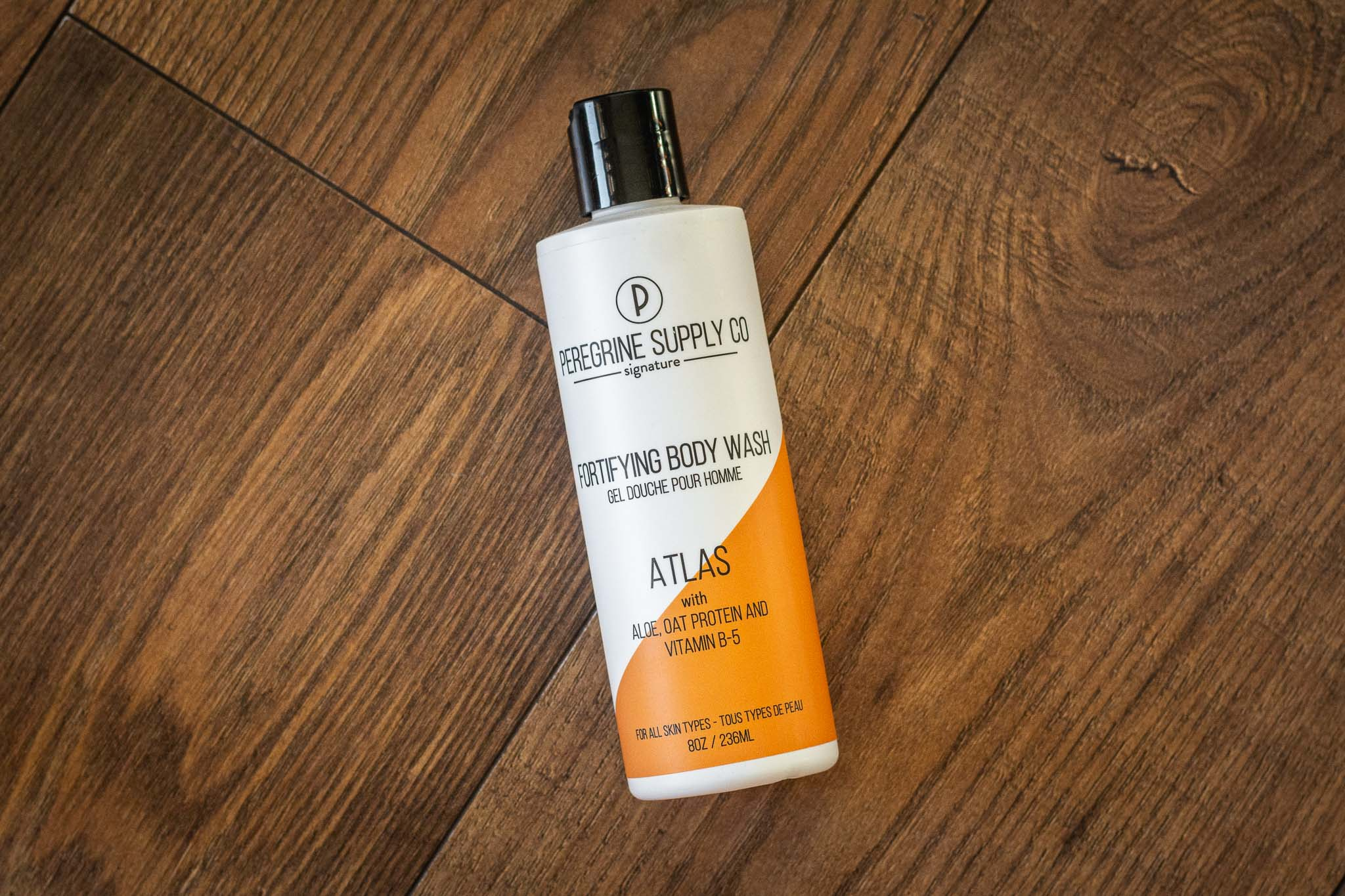 Fortifying Body Wash by Peregrine Supply Co