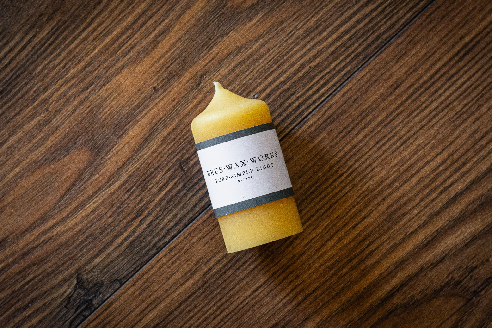 Pillar Candles by Bees Wax Works