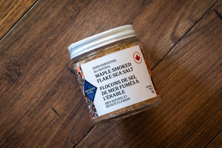 Flake Sea Salt by Vancouver Island Sea Salt