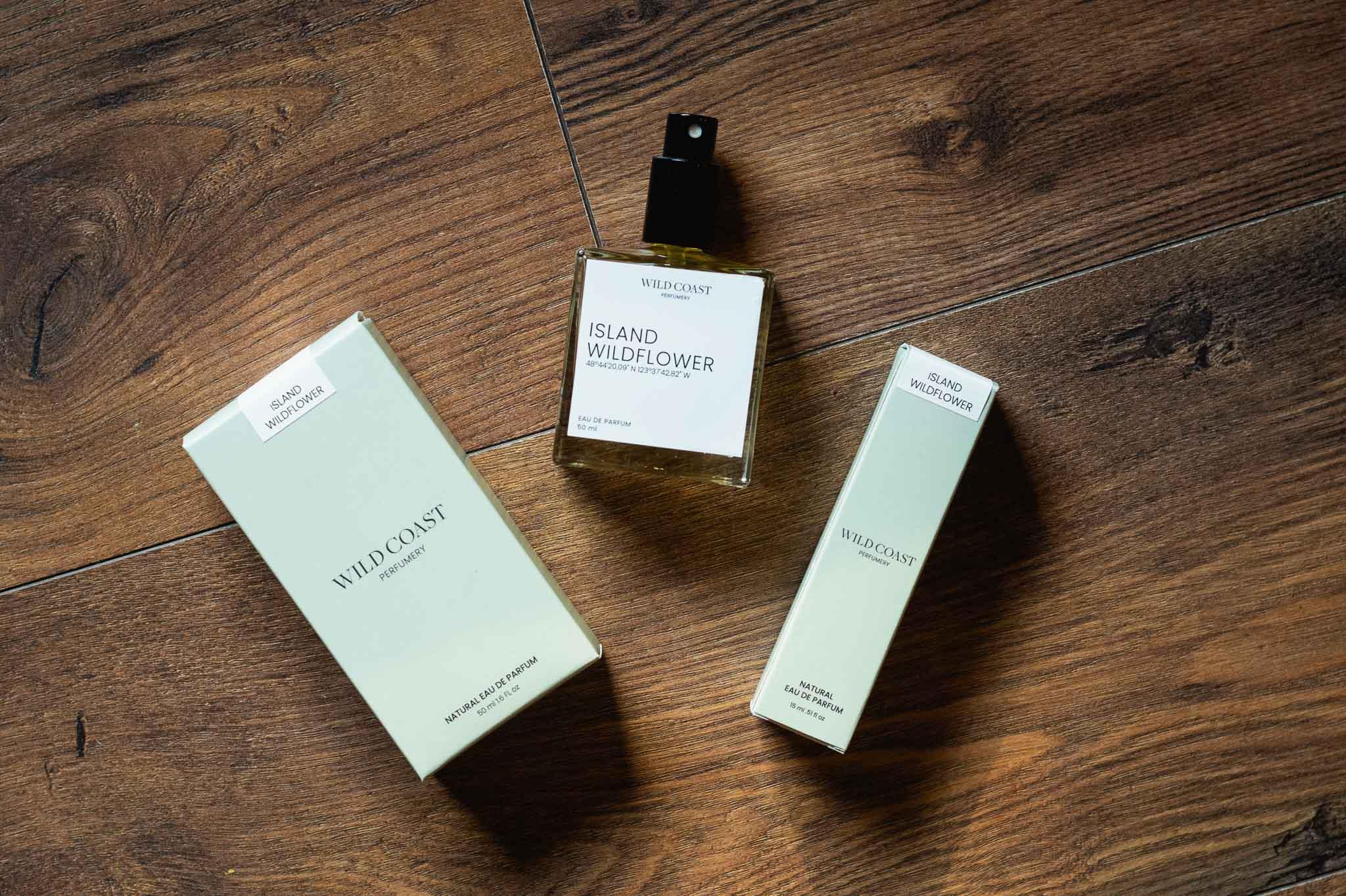 Natural Eau De Parfum by Wild Coast Perfumery