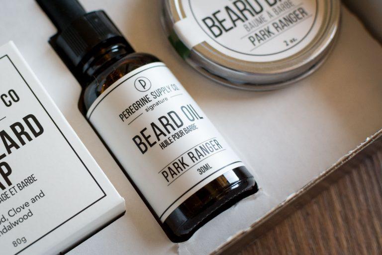 Beard Box by Peregrine Supply Co