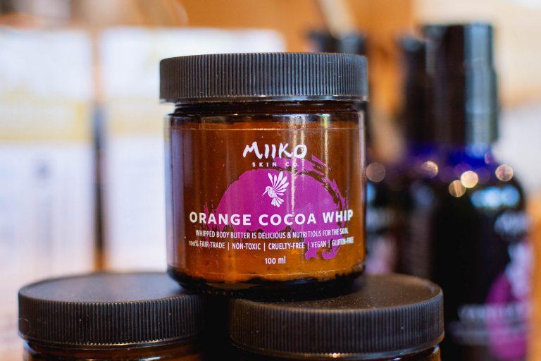 Orange Cocoa Whip by Miiko Skin Co